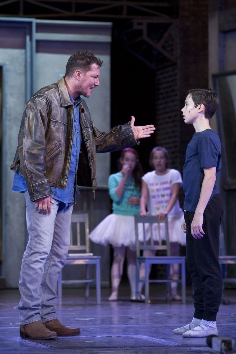 Billy Elliot The Musical Jegymester